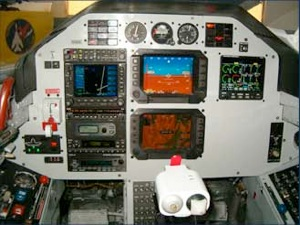 L-39 panels updated and fabricated<br />in our Avionics Shop.