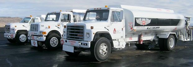 Phillips 66 Refueling Trucks